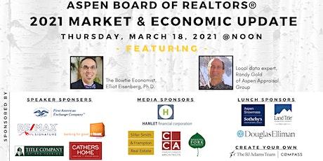 2021 Market & Economic Update tickets