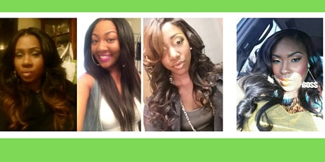 HAIR WEAVING / SEWIN  4 WEEK CERTIFICATION CLASS -(IN EVERY STATE) tickets