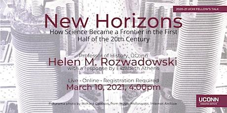 Fellow's Talk: Helen Rozwadowski tickets