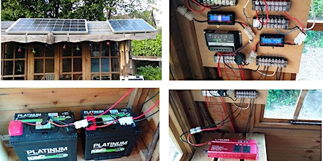 Introduction to Small Solar Power Systems - 3rd April 2021 tickets