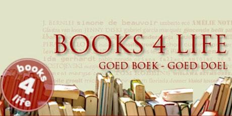 Winkelmoment reserveren bij Books 4Life Eindhoven tickets