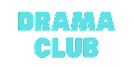 Drama Club (Thursdays, 4:50-5:00PM) tickets