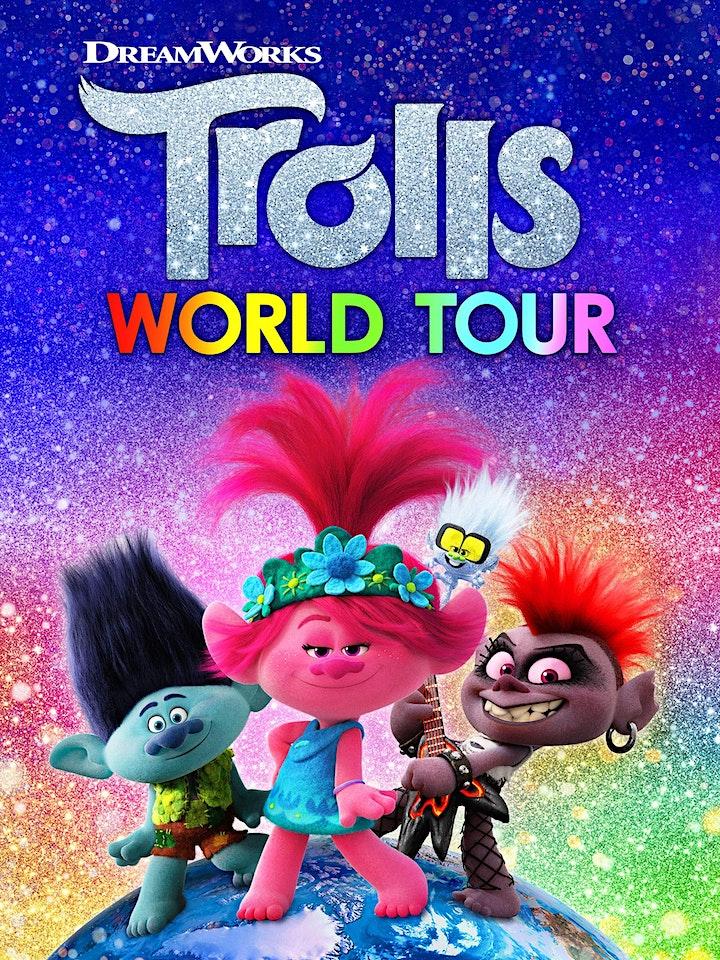 Trolls World Tour: Hednesford Open Air Cinema image