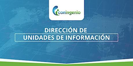 Dirección de Unidades de Información en tiempos de cambio entradas