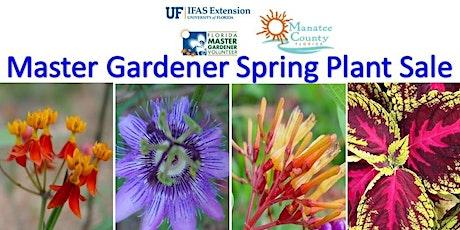 2021 Master Gardener Volunteer Spring Plant Sale   Saturday, March 20 tickets