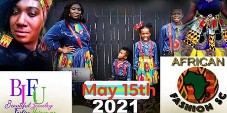 SC African Fashion/Natural Hair Show tickets