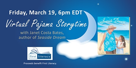 Pajama Storytime with children's author Janet Costa Bates tickets