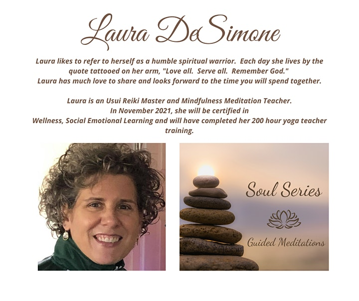 The Soul Series Guided Mindfulness Meditations (8 Class Package) image