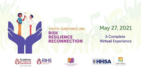 Youth Substance Use: Risk, Resilience, Reconnection tickets