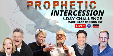 Prophetic Intercession - 5 Day Challenge tickets