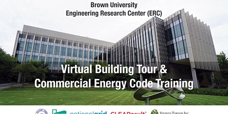 Virtual Tour! Brown University Engineering Research Center - RI Energy Code tickets