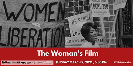 The Woman's Film - Rare Screening and Talk with Makers biglietti