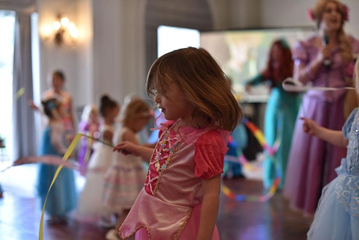 Mother's Day Fairytale Tea! Presented by Itsy Bitsy Princess Parties image