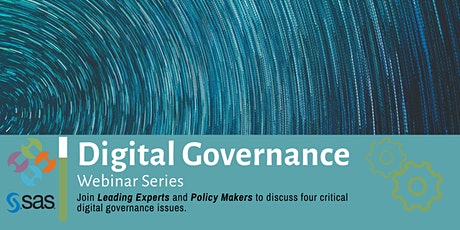 Interactive Virtual Working Session: The Digital Governance Webinar Series tickets