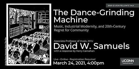 Fellow's Talk: David W. Samuels tickets
