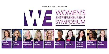 2021 Women's Entrepreneurship Symposium entradas