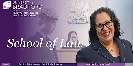 International Women's Day 2021 Law Lecture billets