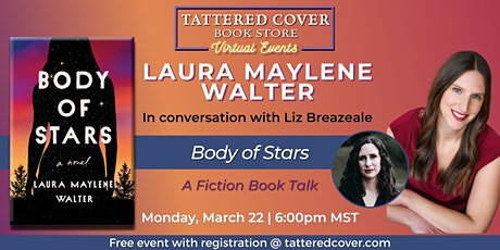 Live Stream with Laura Maylene Walter in conversation with Liz Breazeale tickets