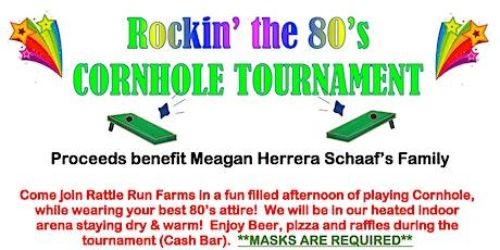 Rockin' the 80's Cornhole Tournament tickets