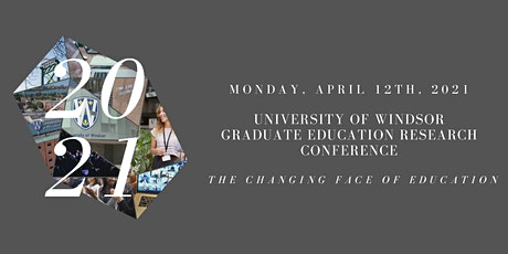 Graduate Education Research Conference 2021: The Changing Face of Education tickets