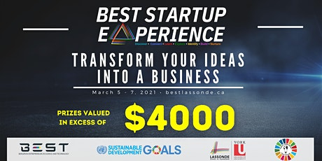 BEST Startup Experience - Transform your Ideas into a Business tickets