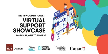 The Newcomer Toolkit - Virtual Support Showcase tickets