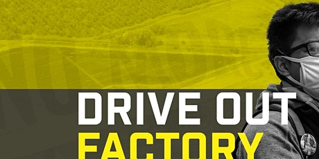 Drive Out Factory Farming - March Day of Action tickets
