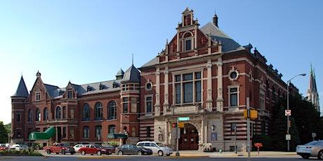 Athenaeum Tours 2021 tickets