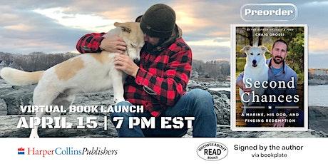 Craig & Fred | Second Chances Book Launch entradas