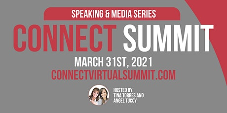 CONNECT Virtual Summit 2021 - Speaker & Media Series tickets