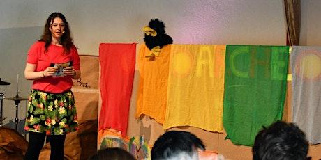 Gottesdienste mit Kinderprogramm (Hüeti, Arche, Kidstreff) Tickets