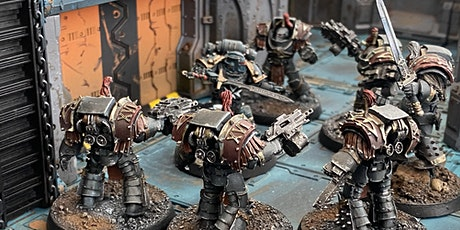 Horus Heresy Solar Wars tickets