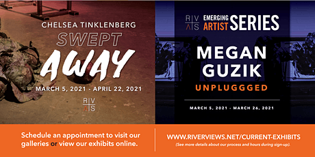 March Exhibits at Riverviews Artspace tickets
