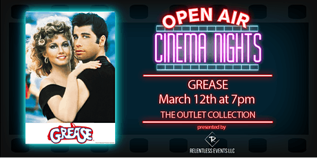 Grease | Open Air Cinema Nights tickets