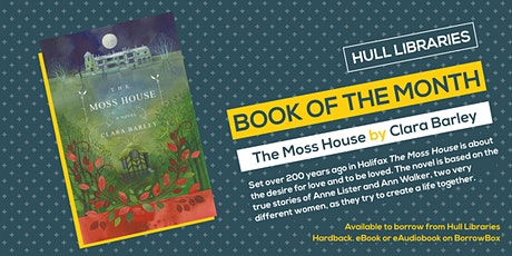 Online Book Club: The Moss House tickets