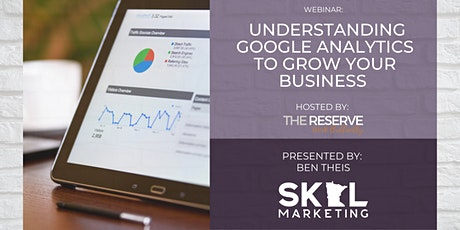 Understanding Google Analytics to Grow Your Business tickets