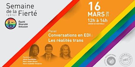 Conversations en EDI : Les réalités Trans billets