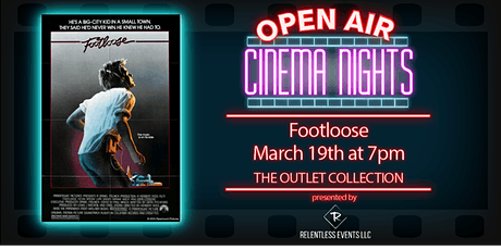 Footloose | Open Air Cinema Nights tickets
