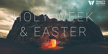 Holy Weekend Easter Services tickets