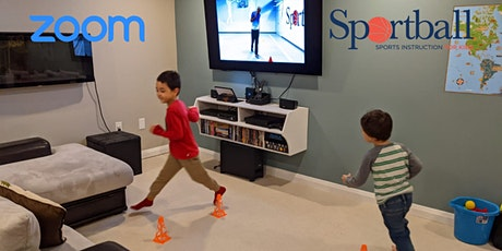 Sportball: FITKIDS class for 5-12yr olds tickets