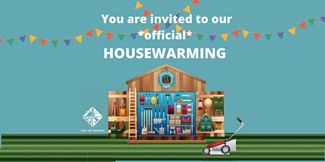 Tools n Things Library - Official Housewarming Event! tickets