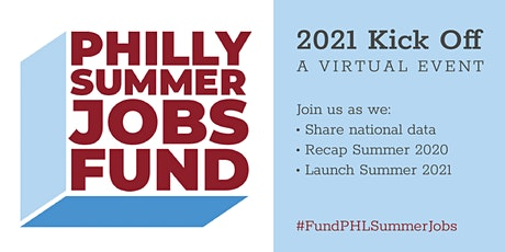 Philly Summer Jobs Fund Kick Off tickets