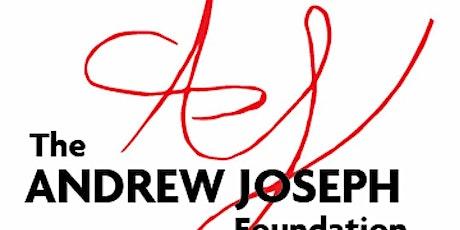 Andrew Joseph Virtual Birthday Celebration tickets