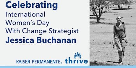 KPCO – Celebrating International Women's Day w/ Jessica Buchanan tickets