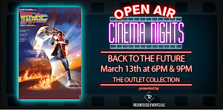 Back to the Future | Open Air Cinema Nights tickets