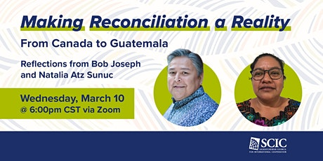 Making Reconciliation a Reality: From Canada to Guatemala entradas