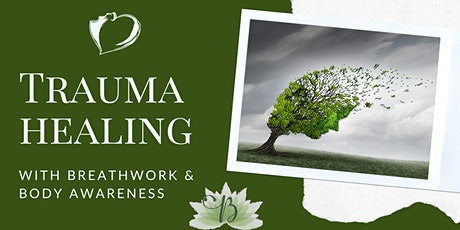 Trauma Healing with Breathwork and Body Awareness tickets
