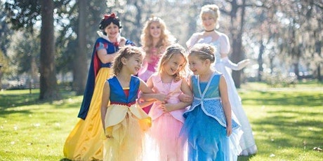 Itsy Bitsy Princess Parties Presents: Mommy & Me Fairytale Tea! @ The Clyde tickets