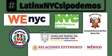 DESARROLLAR SUS OPERACIONES DE NEGOCIOS,BX, 4/22/21+(WE Master Resiliencia) boletos