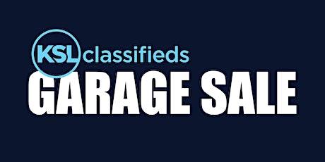 KSL Classifieds Logan Garage Sale tickets